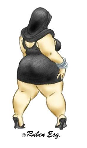 FemDom-BDSM-Cartoon 4 #9225041