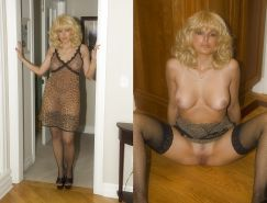 Dressed and undressed beauties 72 (only milf )