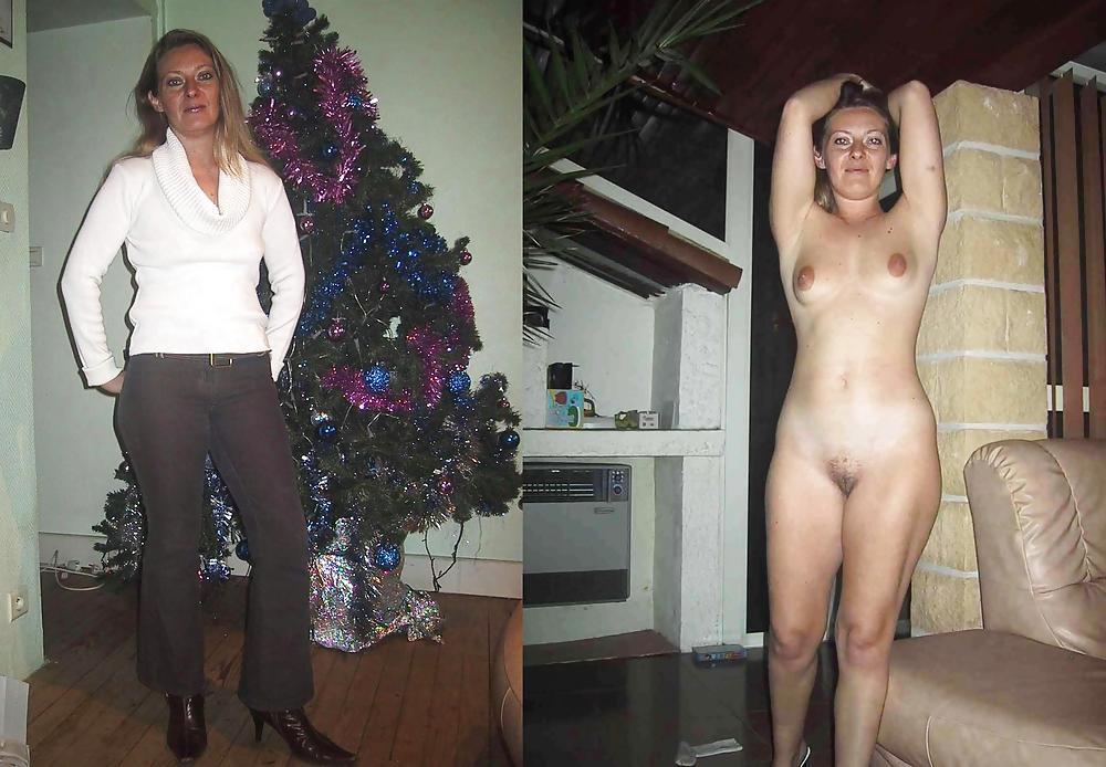 Dressed undressed MILF part 3 Porn Pics #2182725