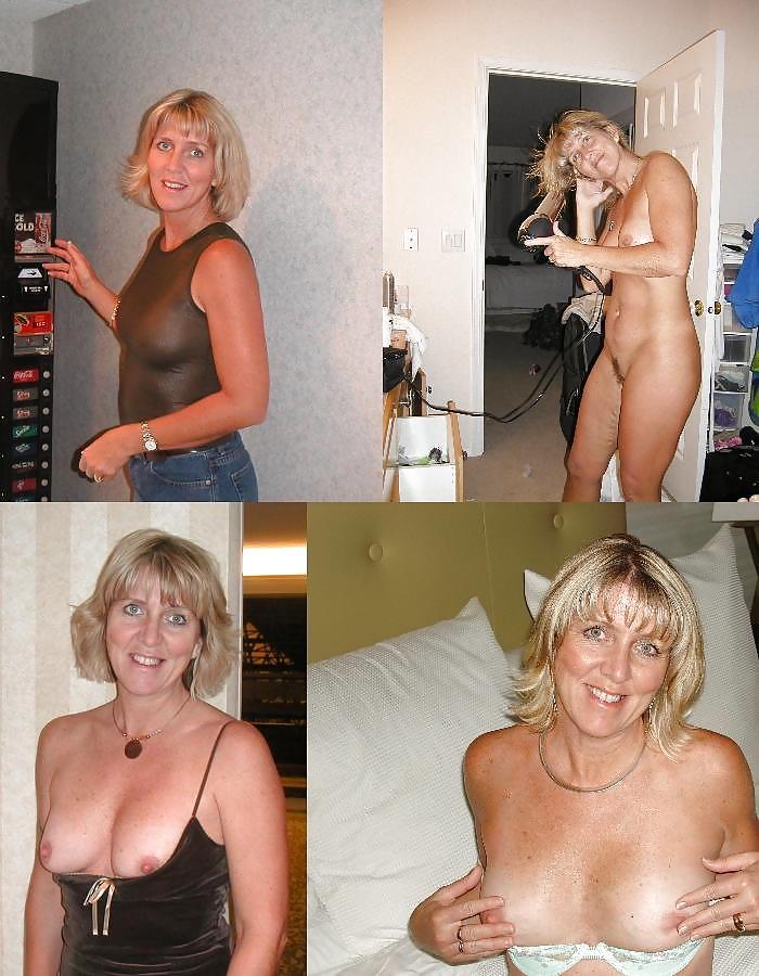 Dressed undressed MILF part 3 Porn Pics #2182731