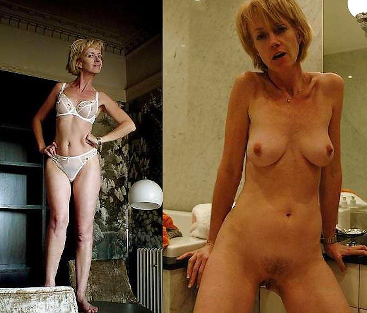 Dressed undressed MILF part 3 Porn Pics #2182777