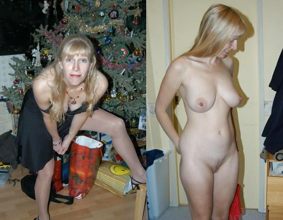 Dressed undressed MILF part 3 Porn Pics #2182796