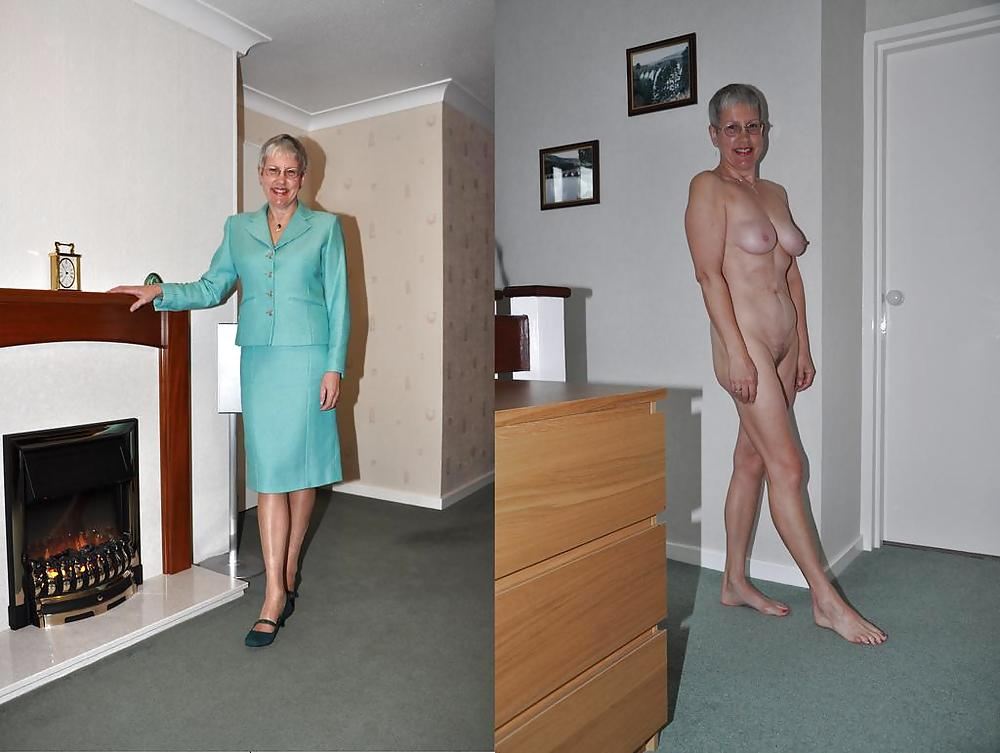 Dressed undressed MILF part 3 Porn Pics #2182802