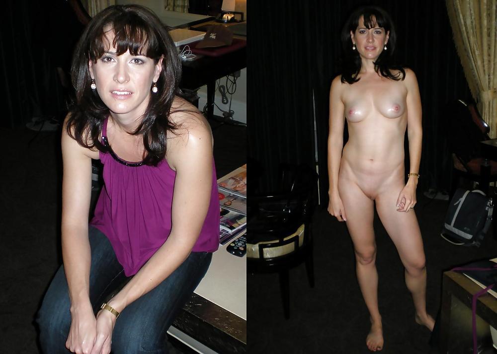Dressed undressed MILF part 3 Porn Pics #2182821