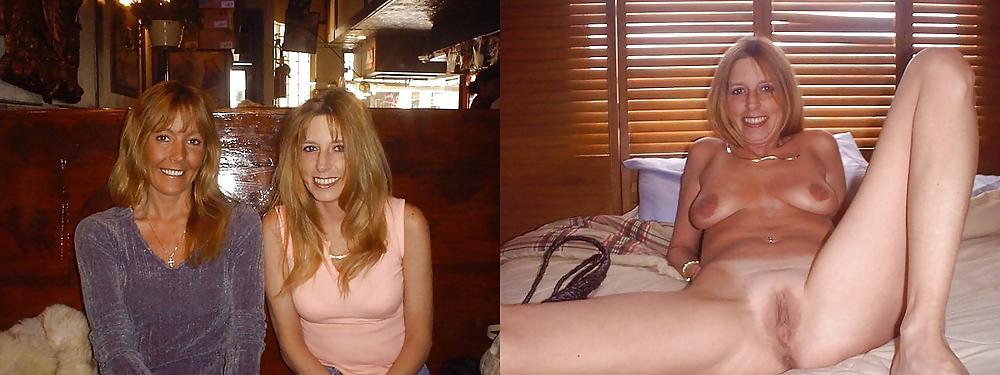 Dressed undressed MILF part 3 Porn Pics #2182856