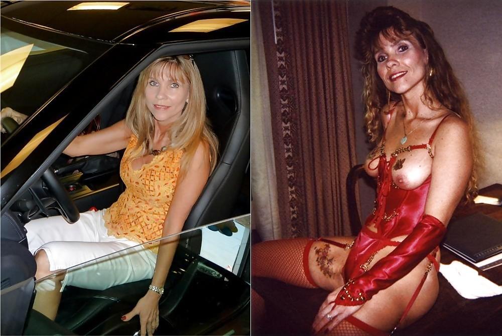 Dressed undressed MILF part 3 Porn Pics #2182910