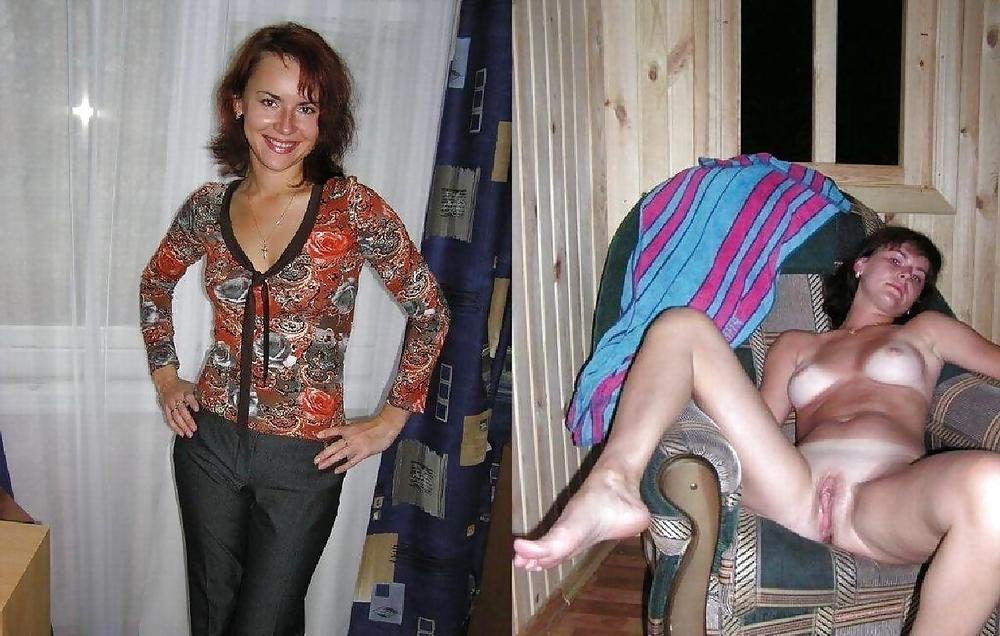 Dressed undressed MILF part 3 Porn Pics #2182933