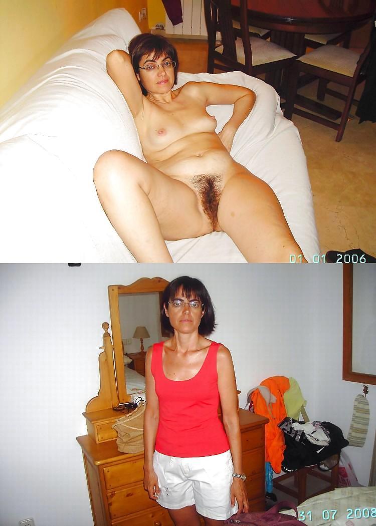 Dressed undressed MILF part 3 Porn Pics #2182972