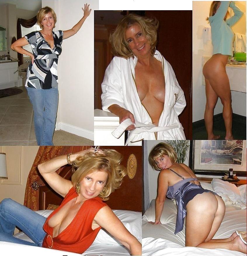 Dressed undressed MILF part 3 Porn Pics #2182981