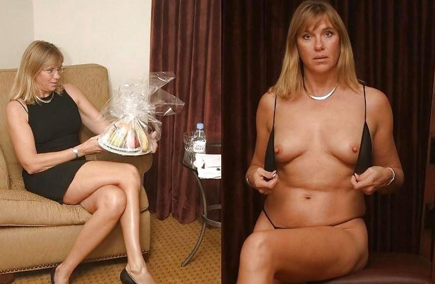 Dressed undressed MILF part 3 Porn Pics #2182994