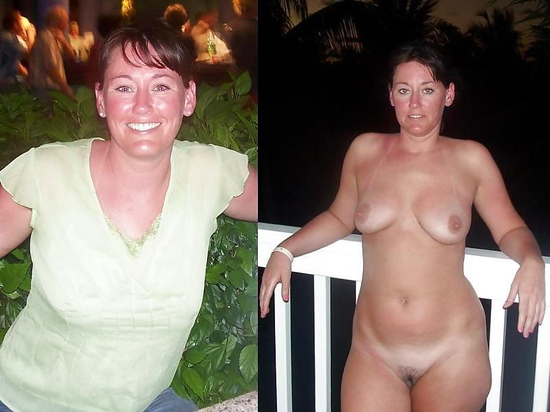 Dressed undressed MILF part 3 Porn Pics #2183063
