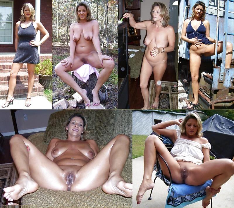 Dressed undressed MILF part 3 Porn Pics #2183099