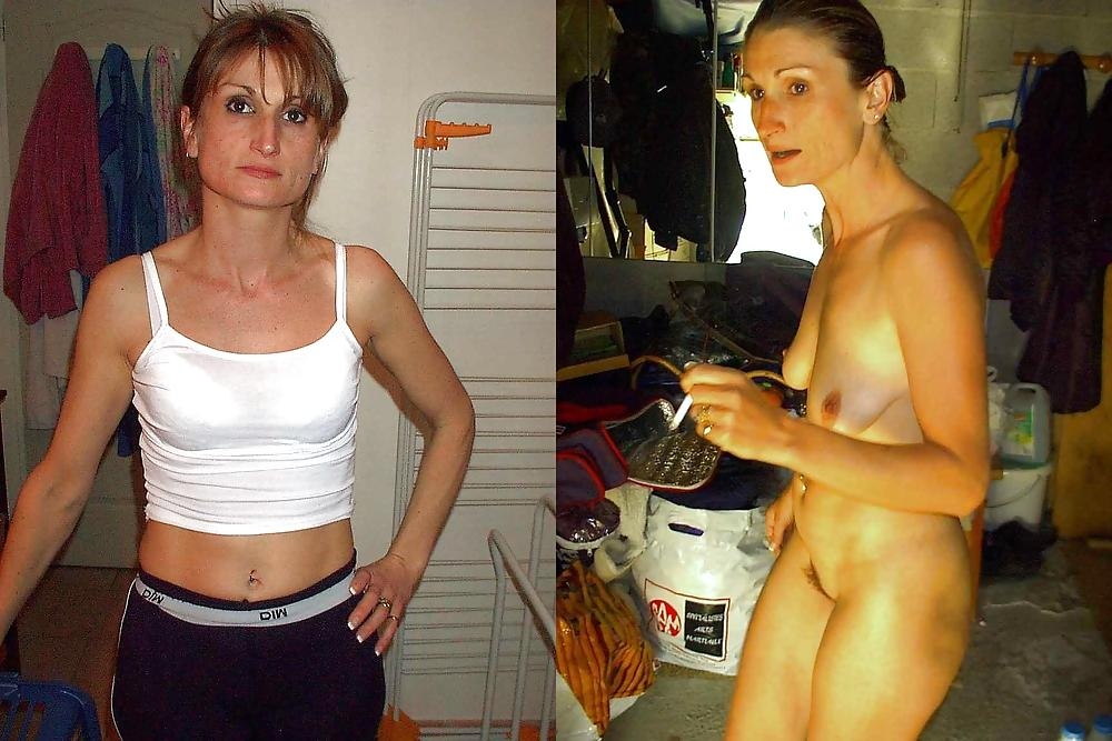 Dressed undressed MILF part 3 Porn Pics #2183107