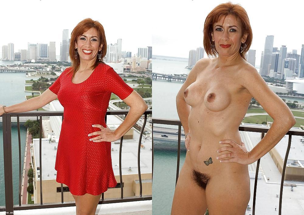 Dressed undressed MILF part 3 Porn Pics #2183227