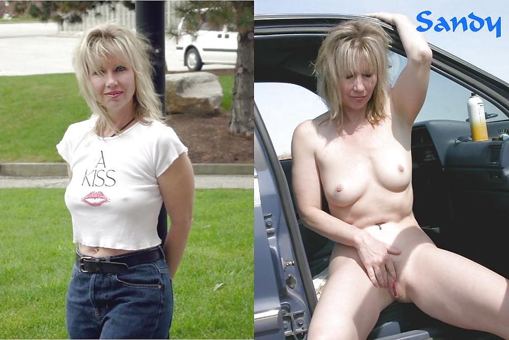 Dressed undressed MILF part 3 Porn Pics #2183241
