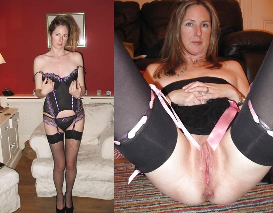 Dressed undressed MILF part 3 Porn Pics #2183301