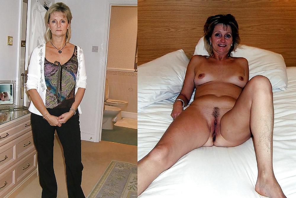 Dressed undressed MILF part 3 Porn Pics #2183311