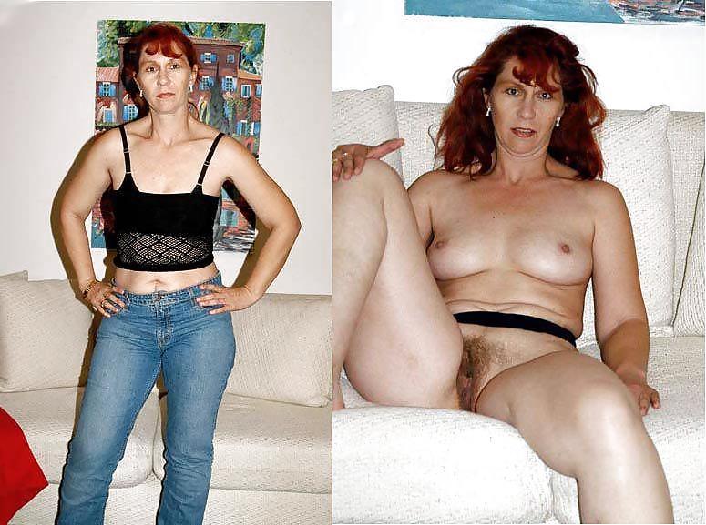Dressed undressed MILF part 3 Porn Pics #2183330