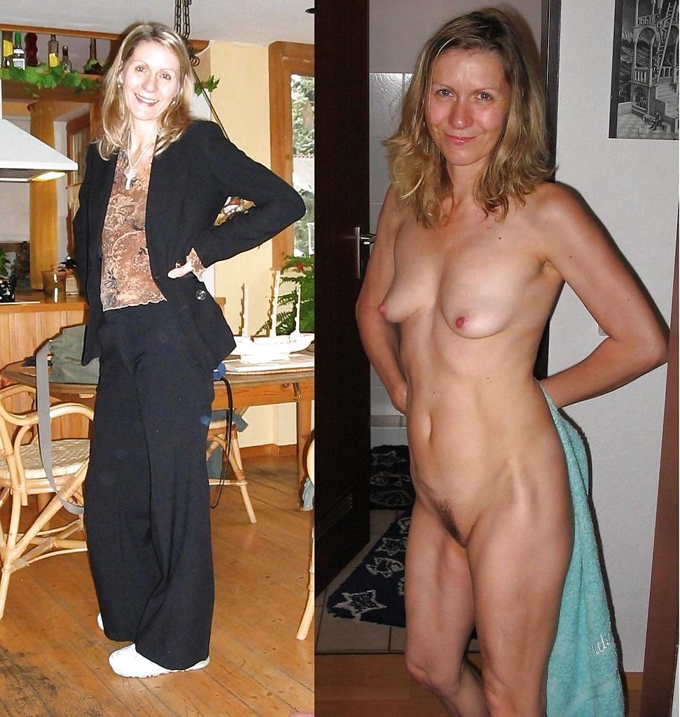 Dressed undressed MILF part 3 Porn Pics #2183360