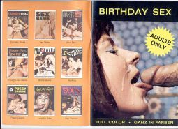 Vintage Group Set -  Birthday Sex
