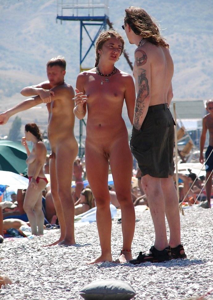 Beautiful Day At The Beach 14 by Voyeur TROC Porn Pics #13691543