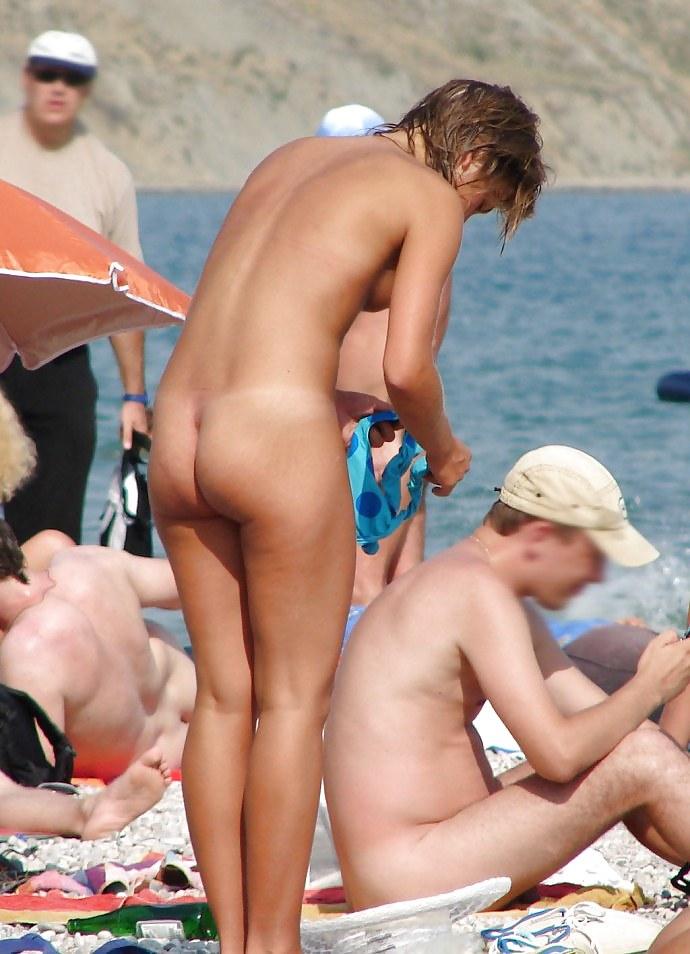 Beautiful Day At The Beach 14 by Voyeur TROC Porn Pics #13691662