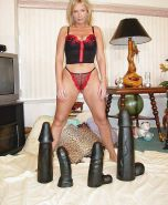 Huge Toy Whore