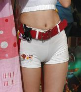 Amateur Camel Toe and Ass Erotica By twistedworlds #3385609