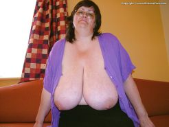 Huge Natural Boobs Mature 14