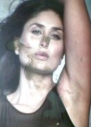 Kareena Kapoor spit and cum