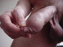 Uncut Cock with Long Foreskin: Random 1 Porn Pics #11041813