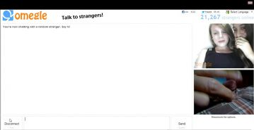 Small dick reactions omegle