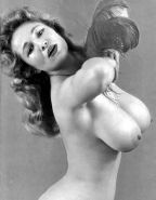Vintage big boobs #13092291