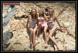 Lesbians Teens Group Sex by franchi
