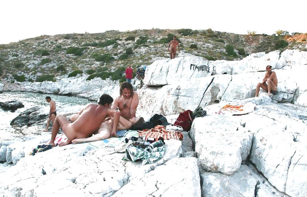 Group Sex Amateur Beach #rec Voyeur G4 Porn Pics #6375090