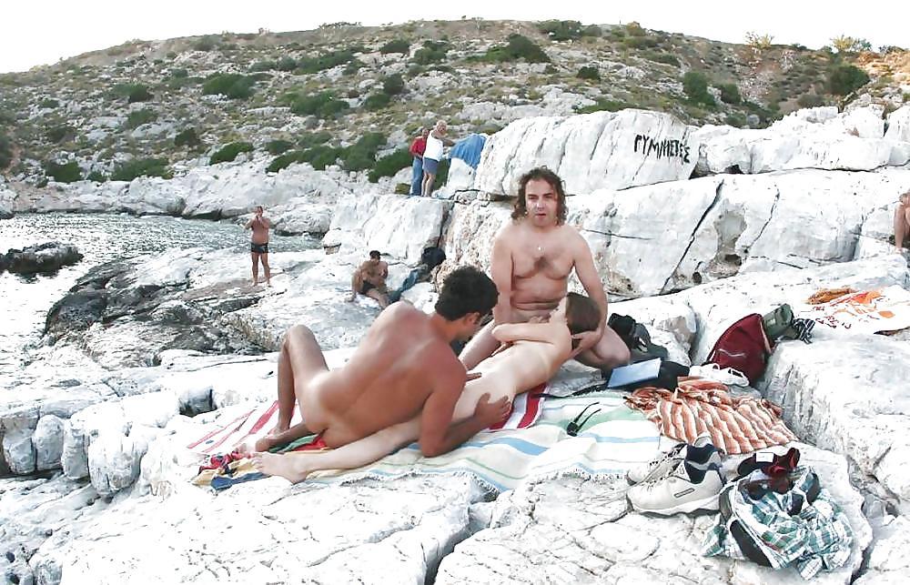 Group Sex Amateur Beach #rec Voyeur G4 Porn Pics #6375210