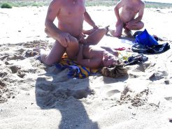 Group Sex Amateur Beach #rec Voyeur G4 #6374822