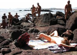 Group Sex Amateur Beach #rec Voyeur G4 #6374863