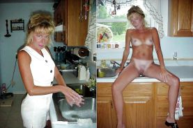 Mostly Mature Women Dressed & Undressed II #1936182