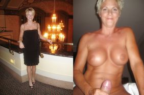 Mostly Mature Women Dressed & Undressed II #1936261