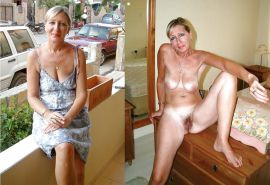 Mostly Mature Women Dressed & Undressed II #1936305
