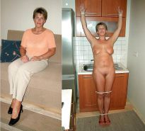Mostly Mature Women Dressed & Undressed II #1936417