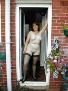 Matures in sexy stockings