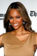 Tyra Banks 4th Annual New York Times Sunday with Magazine