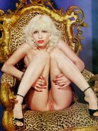 Dale Bozzio Missing Persons Celeb 80's Punk New Wave NUDE #17300332