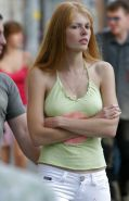 Candid Streets Babes 3 - Front View - by Voyeur TROC