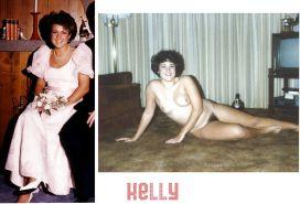 Polaroid Brides - Dressed Undressed