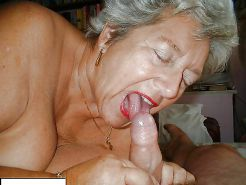 Granny Mature BBW Blow Jobs