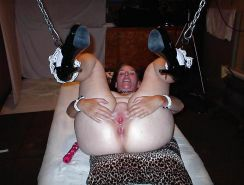 Amateur BDSM and bondage