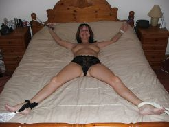 Tied to the Bed #16840972